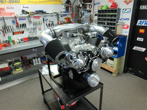 stroker motor 383 stroker engines custom built for your chevy car