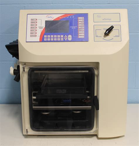bench top freeze dryer refurbished virtis advantage plus benchtop freeze dryer