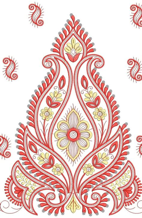 embroidery designs saree border for embroidery search