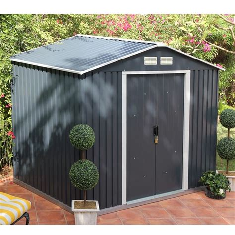 Tin Garden Sheds by 25 Best Ideas About Metal Shed On Steel Sheds