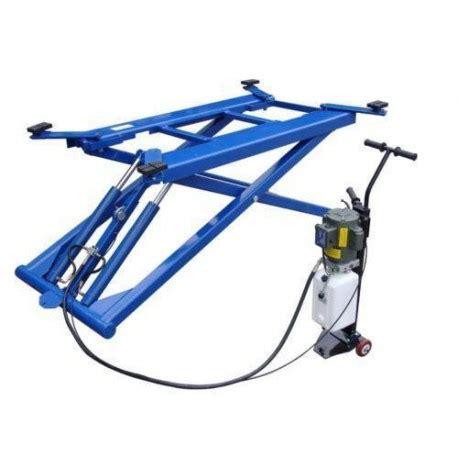 saxlyft 2700 kg knt hjul och verktyg