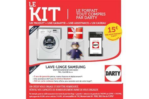 darty si鑒e darty pr 233 sente kit tout compris electrodomestique