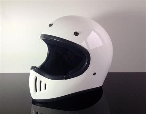 Helm Cross cross enduro helm endurohelm casco helmet casque wei 223 white dot ebay