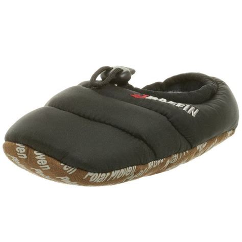 baffin slipper baffin cush unisex insulated slipper lightweight
