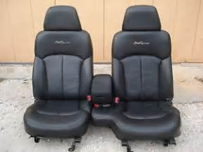 leather seats chevy s10 xtreme truck sonoma 3