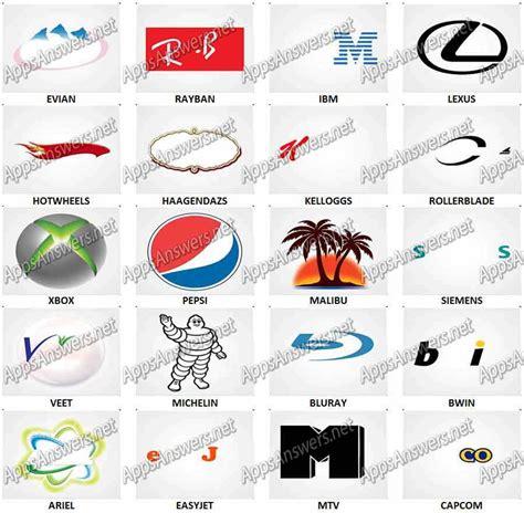 logo quiz mangoo answers level 26 logo quiz level 21 answers www pixshark com images