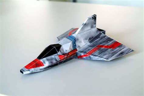 Papercraft Spaceship - space ship models pics about space