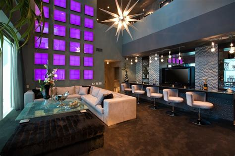 Hotel Apartments Las Vegas Luxury Penthouse A High Rise Apartment In Las Vegas