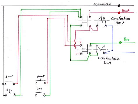schema cablage inverseur groupe electrogene schema cablage inverseur
