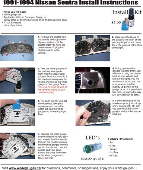 car engine repair manual 2001 nissan altima instrument cluster service manual service manuals schematics 1994 nissan altima instrument cluster service