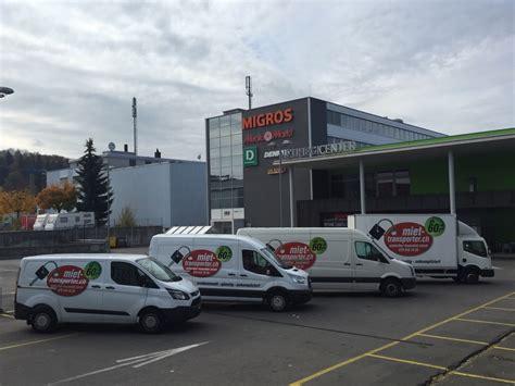 Auto Vermietung by Autovermietung Winterthur Abholstandort Miet Transporter