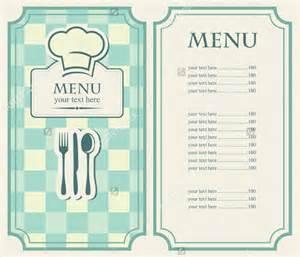 29 cafe menu templates free sample example format