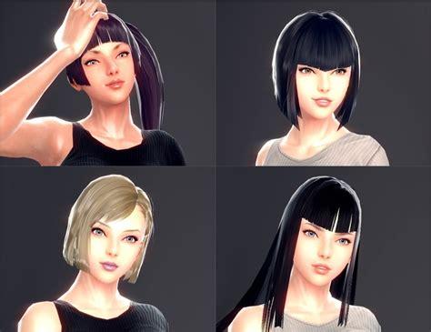 mabinogi hairstyles list more vindictus hairstyles art fantroll inspiration
