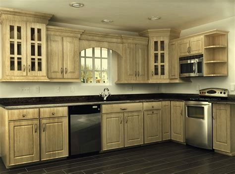 A Kitchen From Scratch by Interior Kitchen From Scratch By User Used Render