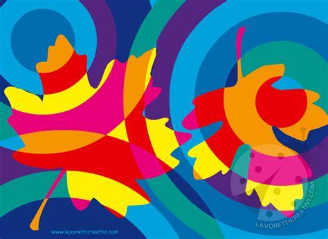 I Colori Freddi by Foglie Con Colori Caldi E Colori Freddi