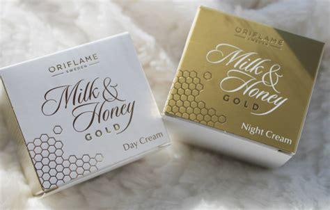 Milk Honey Gold Day Oriflame oriflame milk honey gold day elegantic
