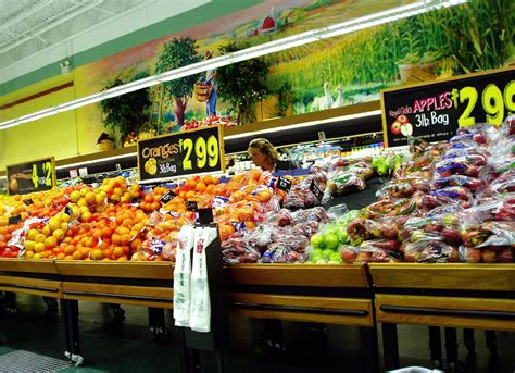 produce section grocery store the new organic walmart is eating whole foods lunch