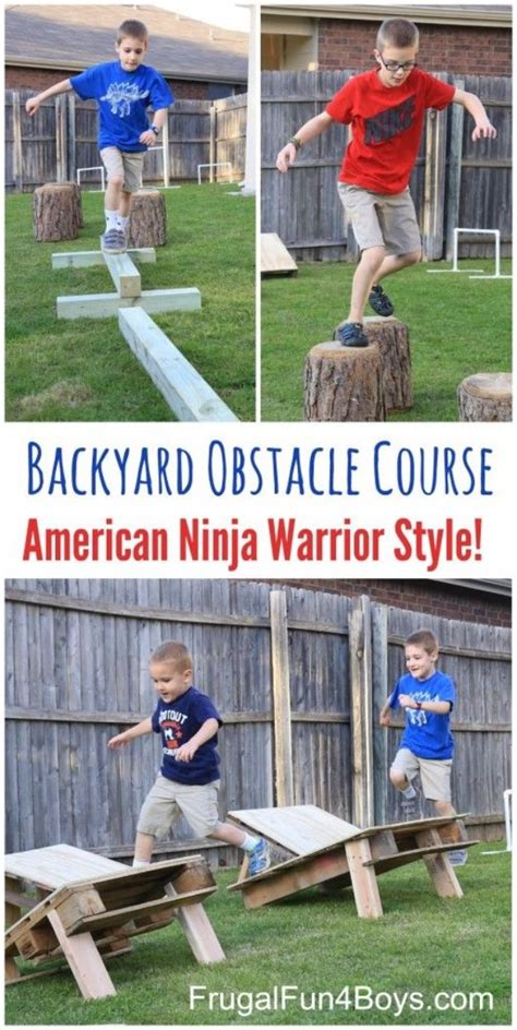 Backyard Obstacle Course For Adults by 32 Diy Backyard That Will Make Summer Even More