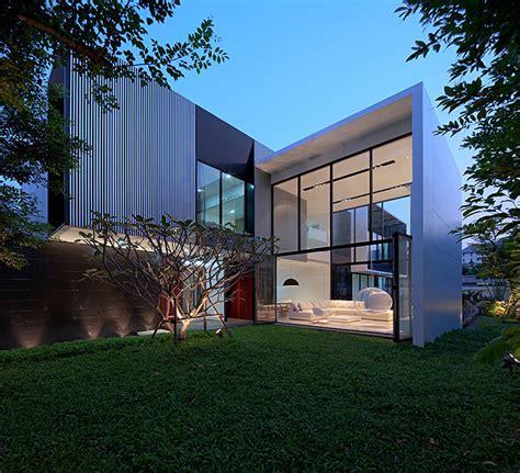 modern home design ohio volum 233 trica casa unifamiliar en bangkok dise 241 ada por
