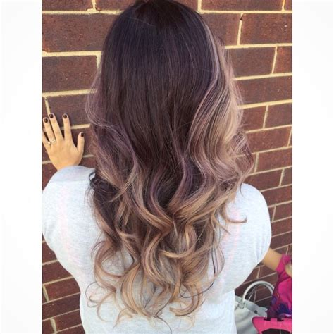 j beverly color violet ombr 233 done with j beverly color done by