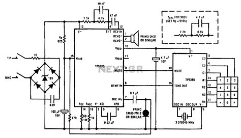 resistors in telephone circuits gt telephone gt telephone circuits gt tone dialing telephone l13742 next gr
