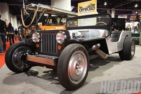 Hotrod Jeep Win Or Fail 50 Jeep Rod Sema 2012