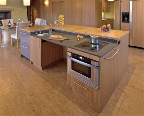 wheelchair accessible kitchen design how to retrofit your home for accessibility