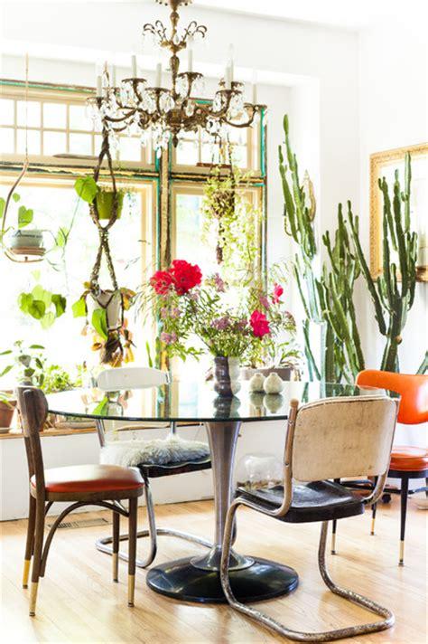 houzz bohemian home inspired  organic  design