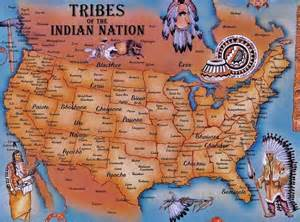 map of the indian tribes of america lewis and clark american tribes map search