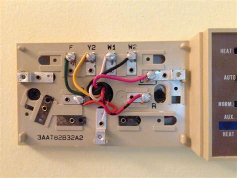 ge weathertron thermostat wiring bay28x139 diagram trane