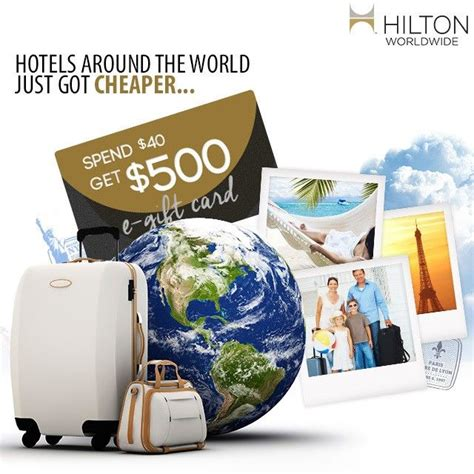 Hilton Hotel Gift Cards - 17 best images about um i need to do this on pinterest resorts nutella and going away