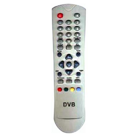 Remote Receiver Dvb Universal january 2012