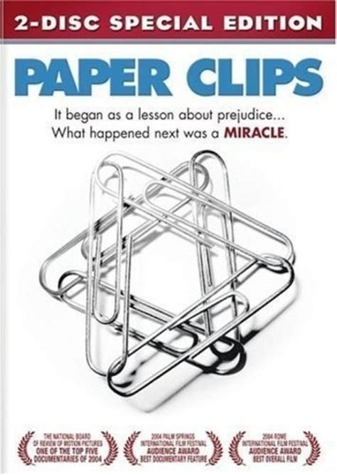 poster clips paper clips movie review film summary 2005 roger ebert