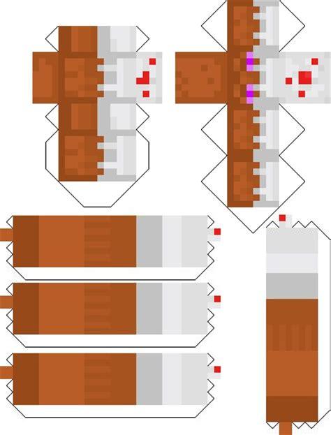 Minecraft Cake Papercraft - 137 best images about plaatsen om te bezoeken on