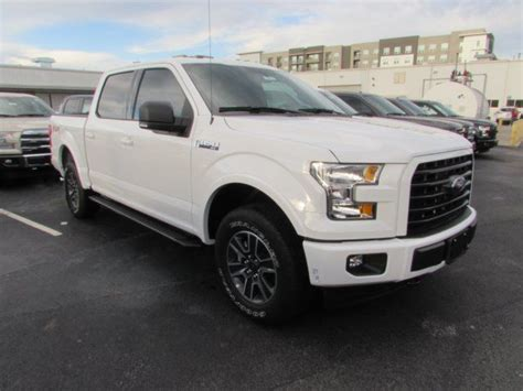 Ford F150 Crew Cab by 1ftew1ef5hfb09571 2017 Ford F150 Xlt 210 White