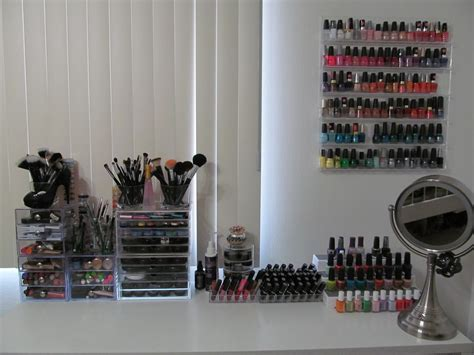 makeup vanity organization ms tapioca 1000 images about my soon to be vanity on
