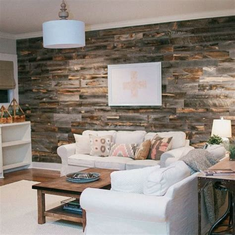 Lowes Kitchen Backsplash Tile can you create a reclaimed wood accent wall in under an hour