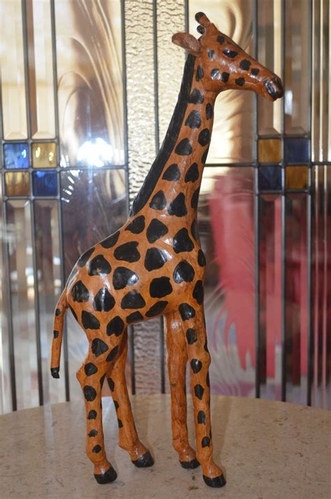How To Make A Paper Mache Giraffe - how to make a paper mache giraffe 28 images