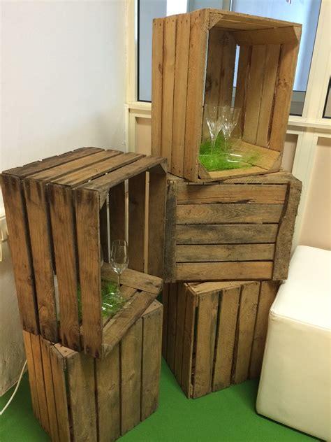 cassetta di legno cassette di legno noleggio attrezzature per catering nesti
