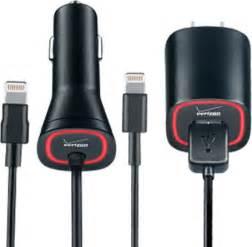 Verizon Lightning Car Charger Verizon Charging Combo Pack For Apple Lightning Verizon