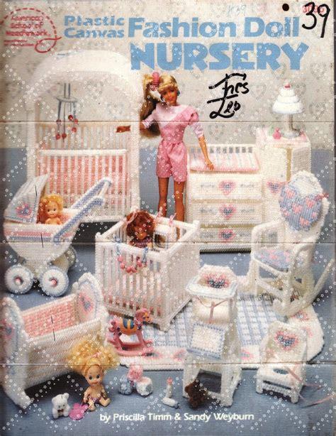 fashion doll nursery manualidades fashion doll nursery