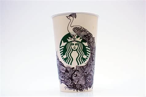 14 Best Images About Starbucks Cup Doodles On