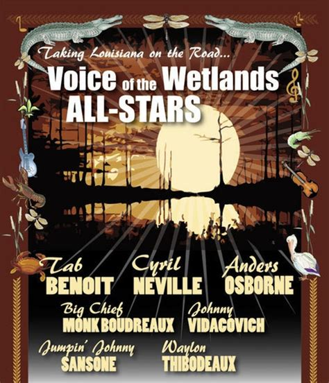 west plaza neville h price voice of the wetlands ft tab benoit anders osborne