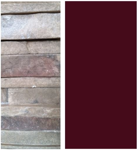 burgundy paint colors how to choose wall color when you pink in your