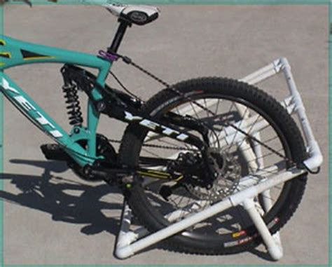 Bike Rack Plans by Make Your Own Bike Rack