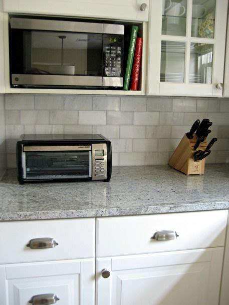carrara marble subway tile kitchen backsplash 12 best backsplash images on pinterest kitchen