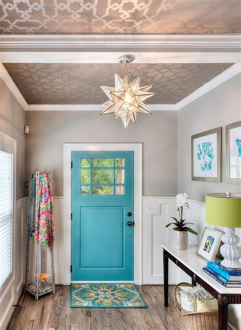 gorgeous entryways clad  wallpaper