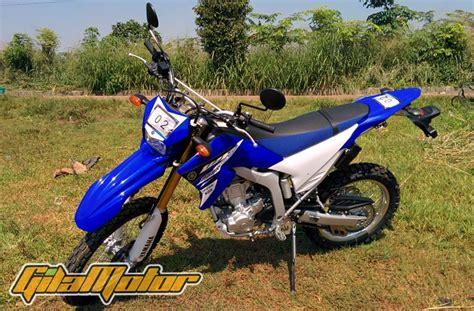 Kaos Motor Yamaha Wr 250 R Murah yamaha luncurkan model wr250r gilamotor