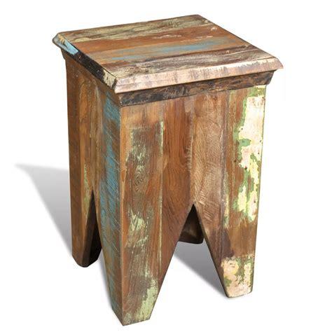 sedia sgabello articoli per antica sedia a sgabello in legno riciclato