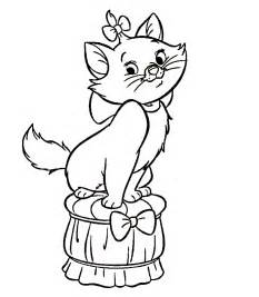 disney aristocats coloring pages coloring 2